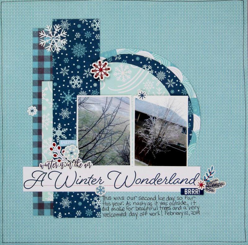 A Winter Wonderland | Diana Poirier