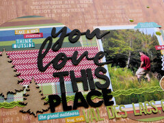 you love THIS PLACE | Diana Poirier