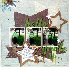 hello grade 4 | Diana Poirier