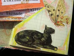 cat quote book detail