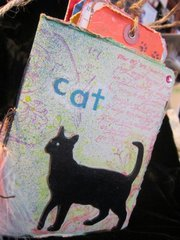 cat quote book