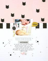 Weltbester Katzenpapa