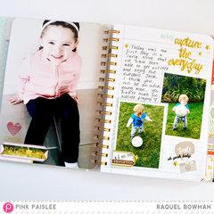 Memorandum Memory Notebook Inserts *Pink Paislee*