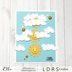 Hello Sunshine! card