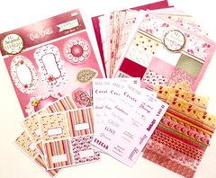 Inspired Stamping - Soft Blush Collection