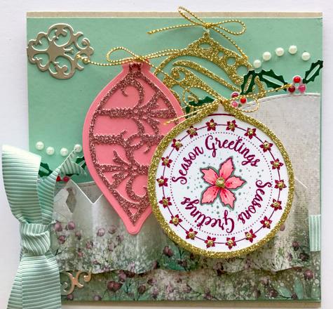 Creative Ornament Card