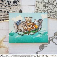 Sea-worthy Easel Card