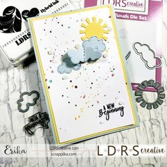 Video Tutorial Sunny Days Card