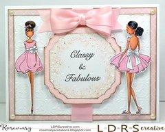 Classy & Fabulous Card