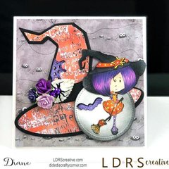 LDRS Creative Halloween Party Blog Hop