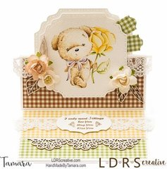 Rosie Bear Card