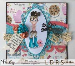 Sweet Cookie Card