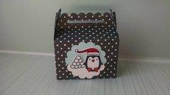 Penguin Treat Box