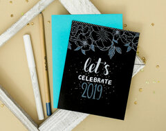 New Years Party Invitations