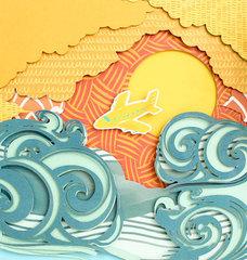 Multi-layer 3D Illustration