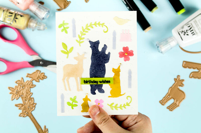 Part Animals Cards