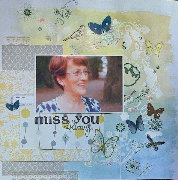 Miss you always