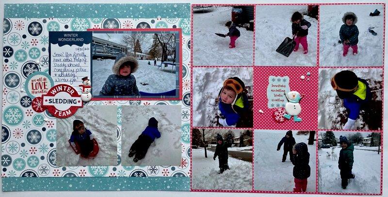 We All Love Winter
