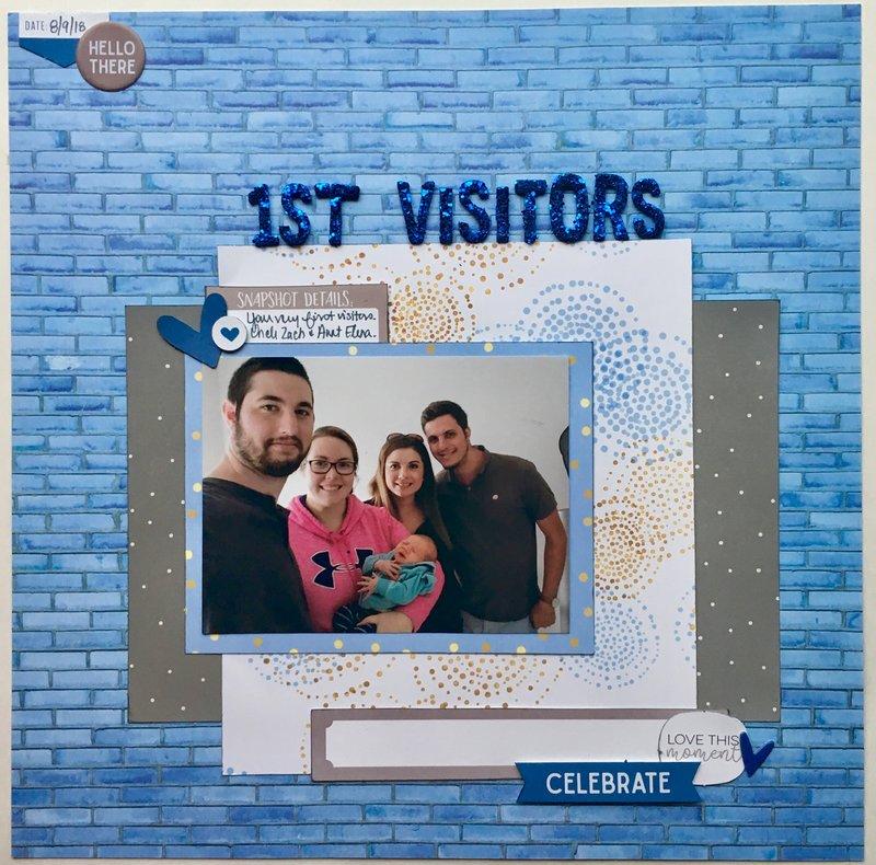 1st Visitors