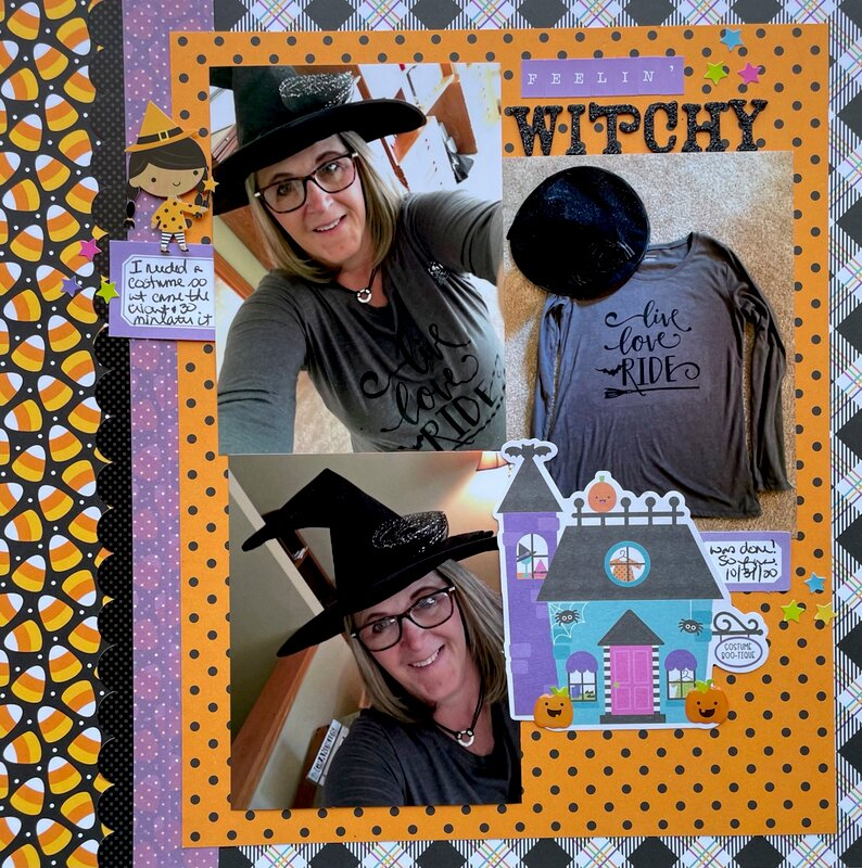 Feeling' Witchy