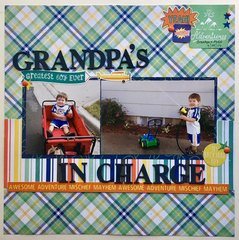 Grandpa's in Charge