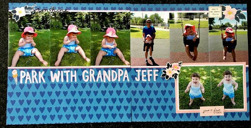 Park with Grandpa