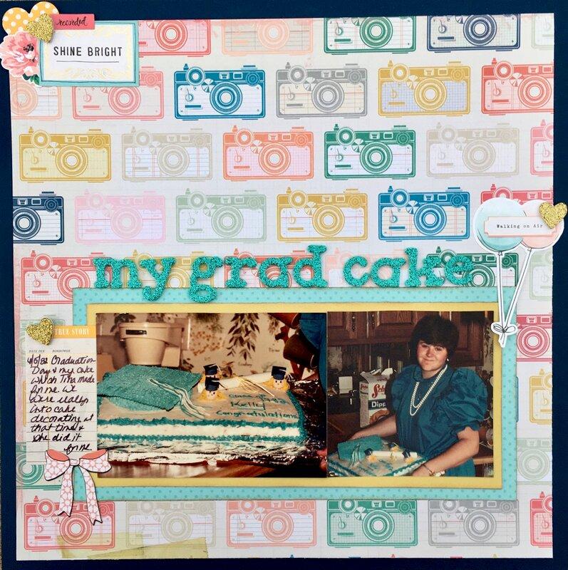 My Grad Cake