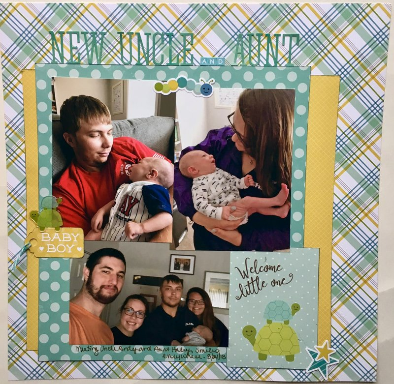 New Unlce and Aunt