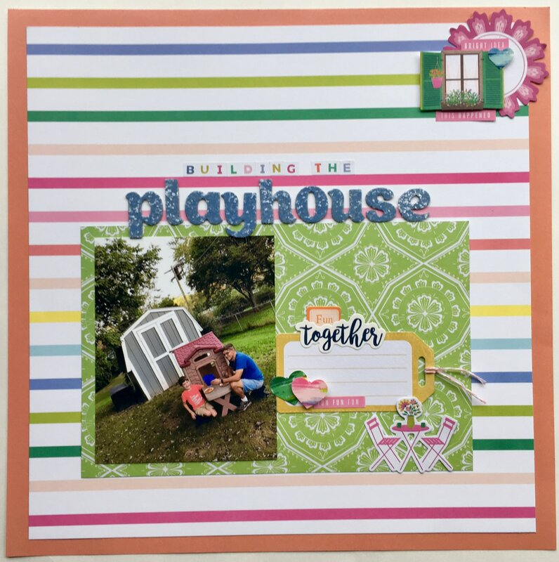 Building the Playhouse