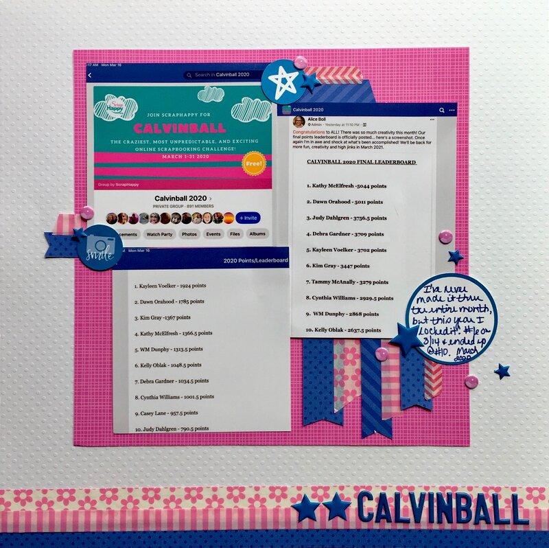 Calvinball 2020