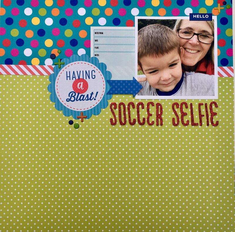 Soccer Selfie
