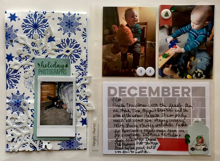 DecemberHer Daily Day 32
