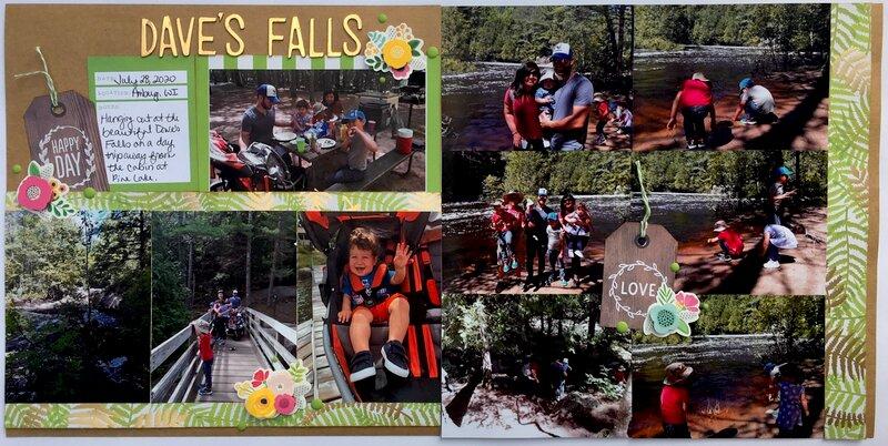 Dave's Falls