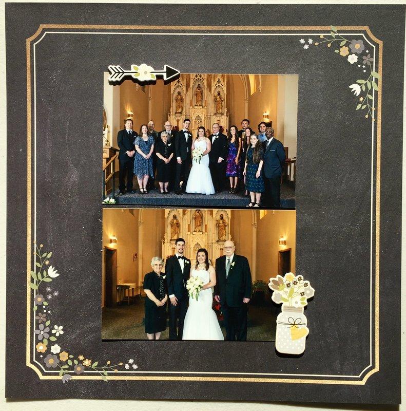Bride's Dad's Family