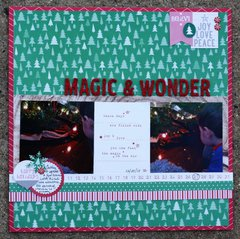 Magic & Wonder