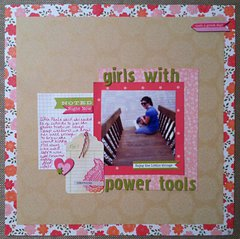 Girls with Power Tools