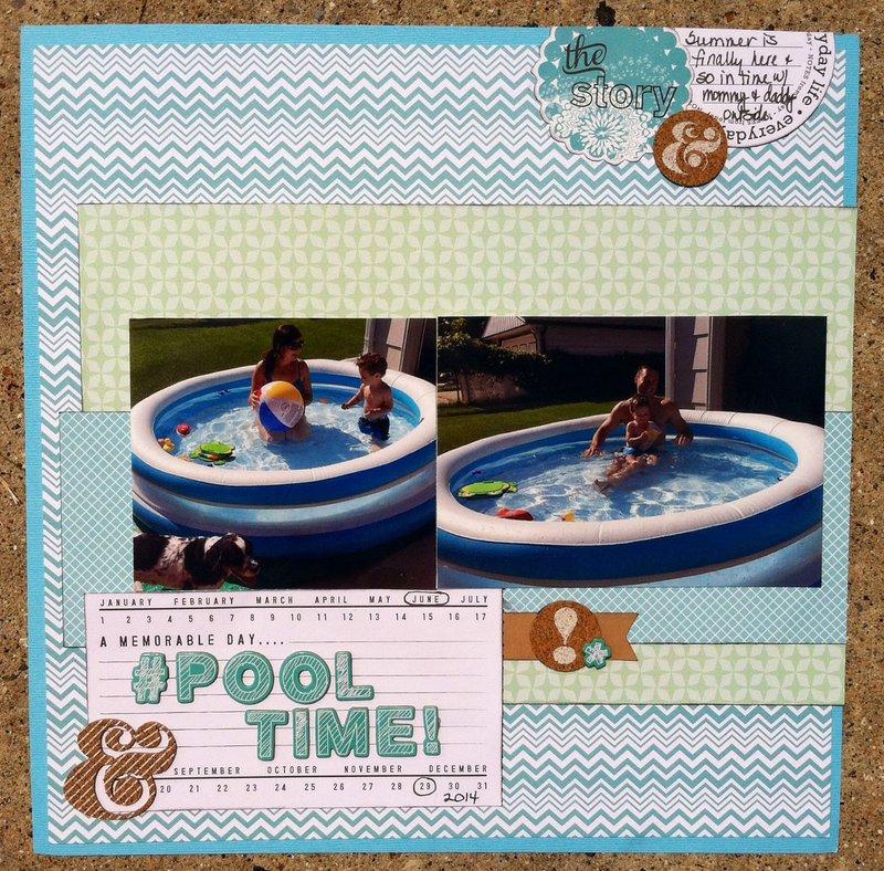 #Pool Time