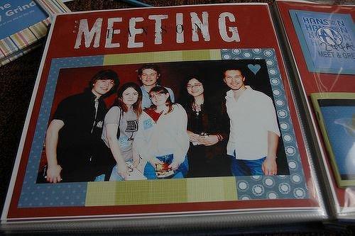 Meeting Hanson