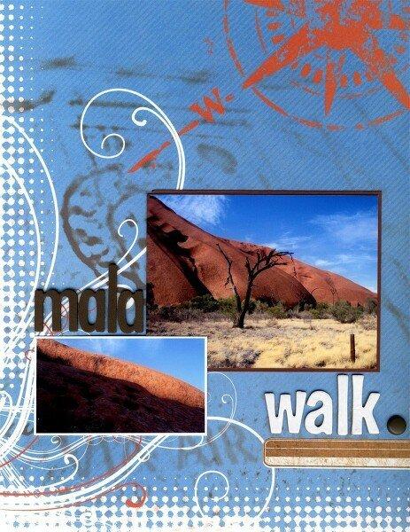 Mala walk