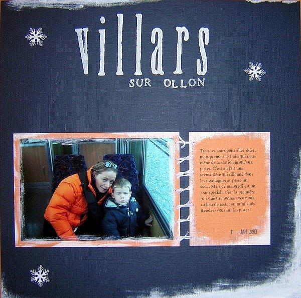 Villars sur Ollon