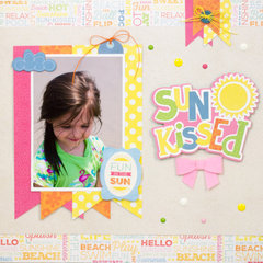 Sun Kissed - Lori Whitlock Creative Team