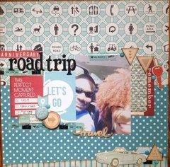 Anniversary ROAD TRIP