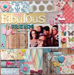Five Fabulous Friends