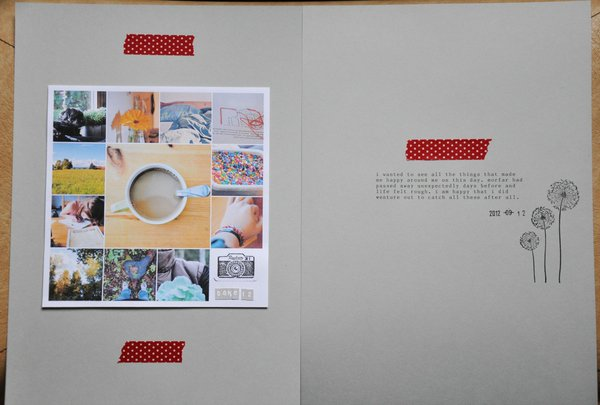 Ella Publishing Take Twelve: September layout