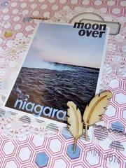 Moon Over Niagara