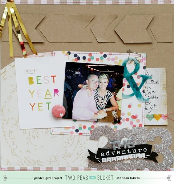 213 in 2013 with Shannon Tidwell: Best Year Yet