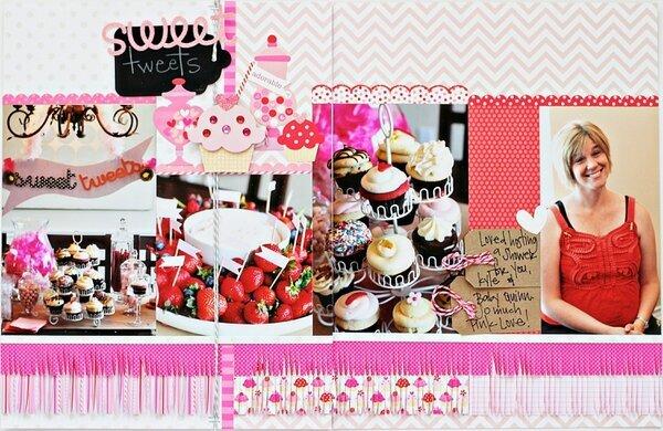 Product Focus: Doodlebug Sweet Cakes: Sweet Tweets