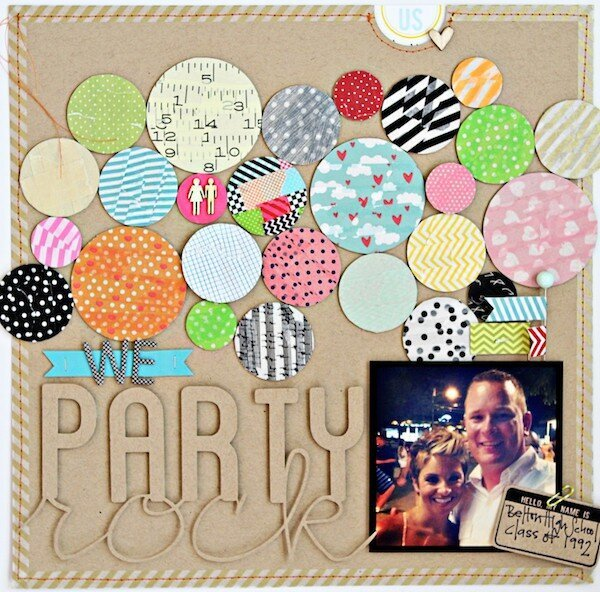 Memory Keeping Monday: Party Rock