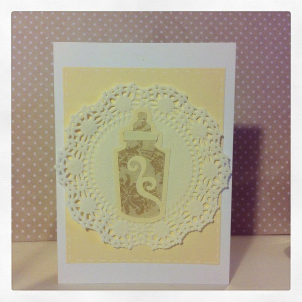baby bottle card-neutral