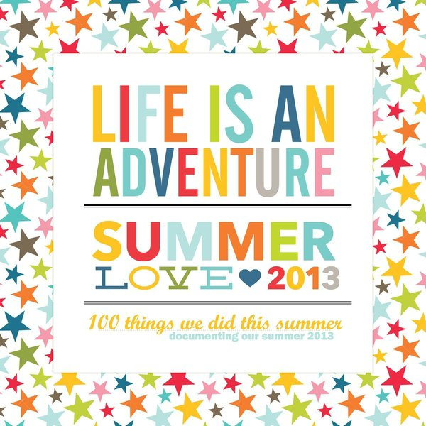 Summer 2013 Mini Album